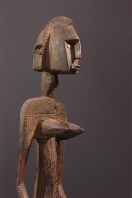 African art - Female figure Bambara Dyoneni, Nyeleni