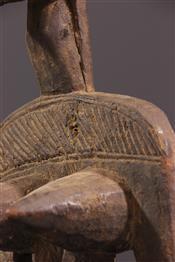 Statues africainesFemale figure Bambara Dyoneni, Nyeleni