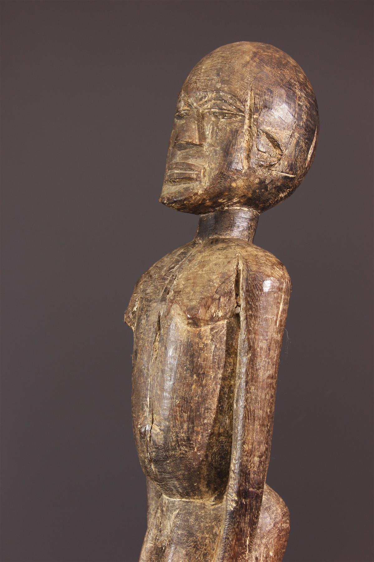 Statues Lobes - African art