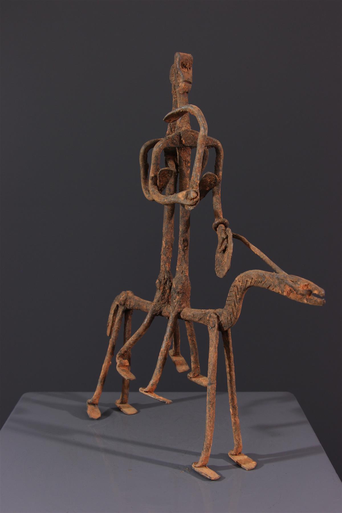 Cavaliers Lobi - African art