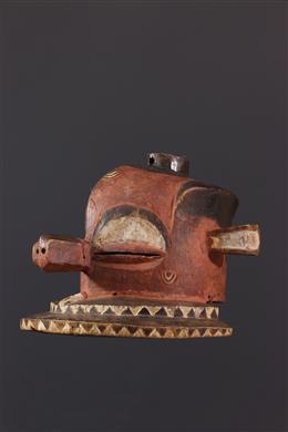 Pendé Kipoko Mask