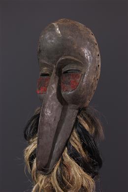 African art - Mask Dan/ Maou / Gagon