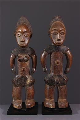 Zande ancestor couple