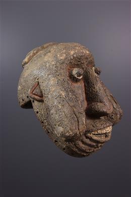 Bamileke Face Mask