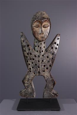 African art - Katanda League Janiform Figurines