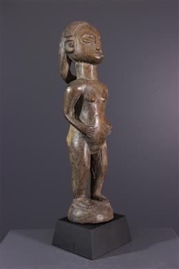 African art - Statuette Ovimbundu