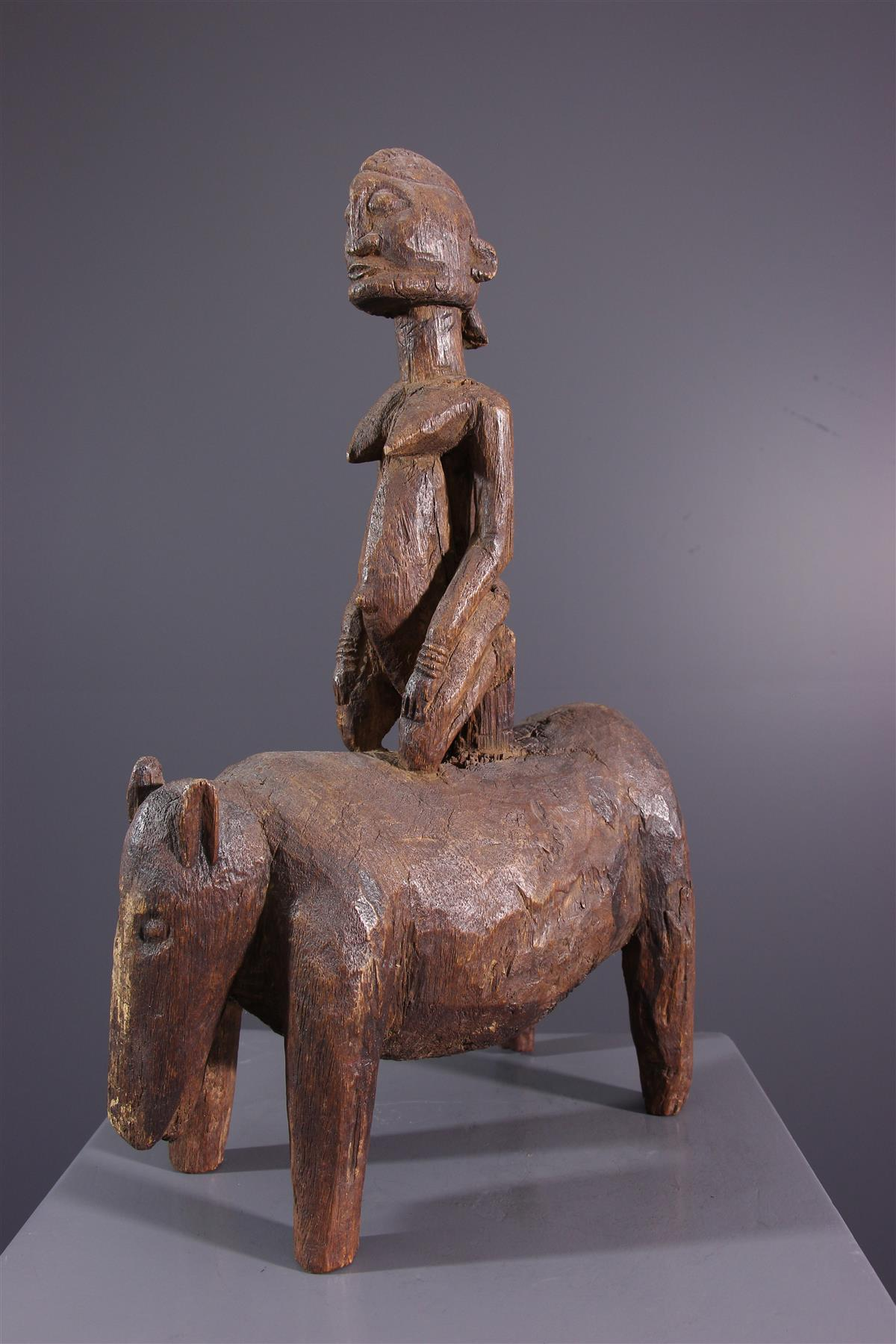 Statue Dogon - African art