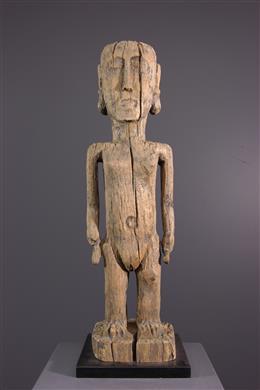 Sakalava ancestor statue