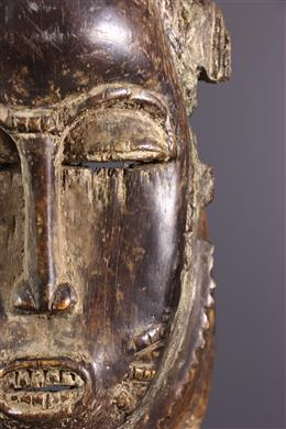 Baoulé Ndoma Mask