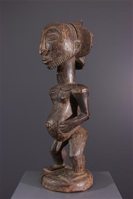 African art - Statue Hemba Singiti