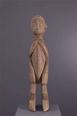 Statue Komtin - Monto - Nigeria