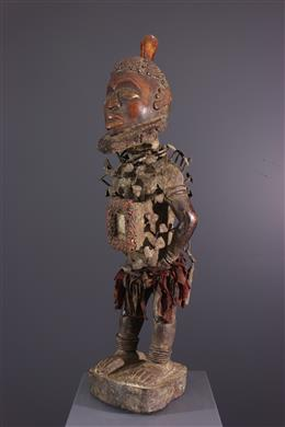 Fetish statue Kongo Nkisi