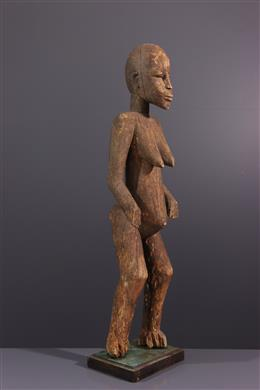 Lobi Bateba Statues