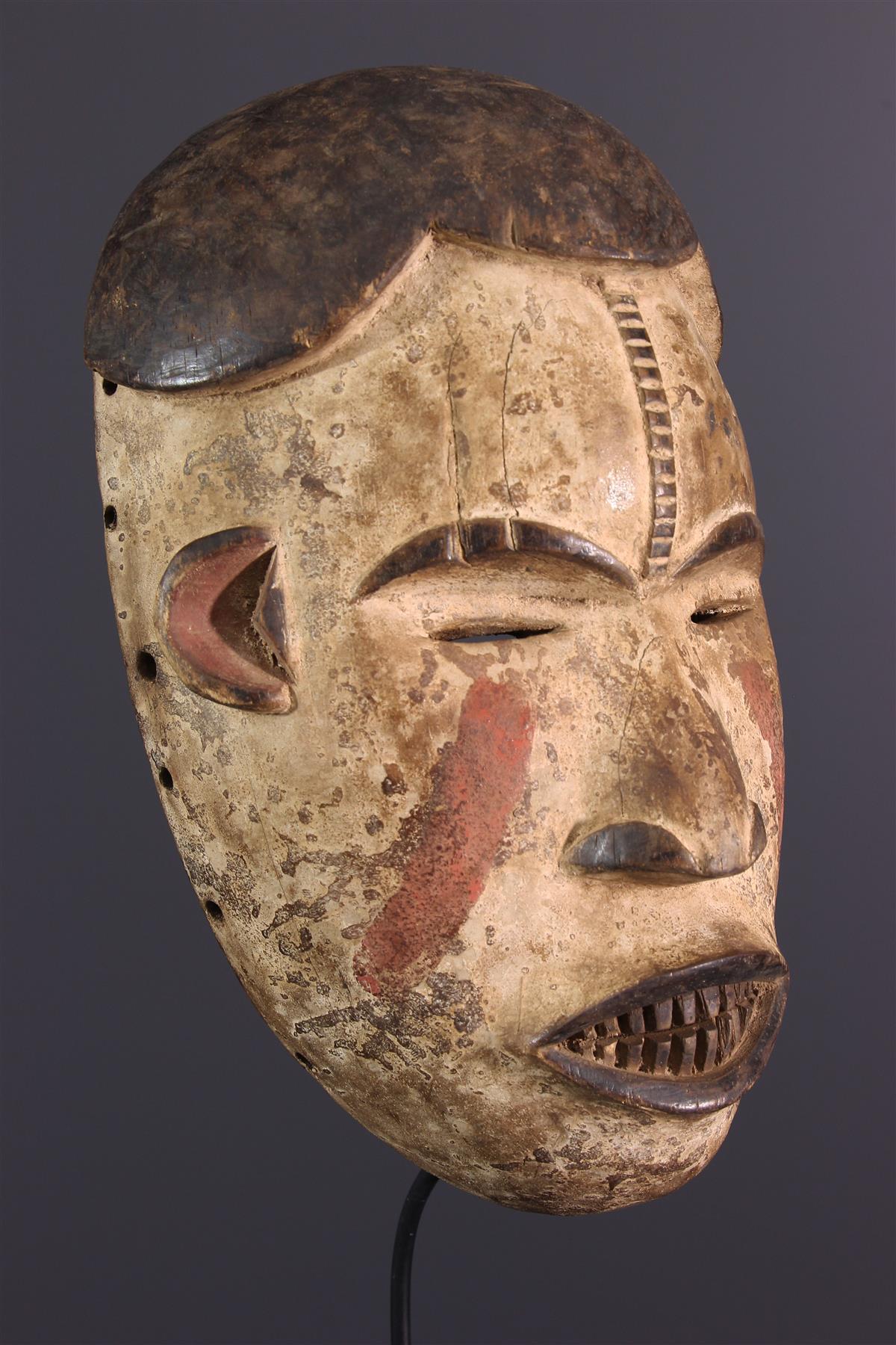 Idoma Mask - African art