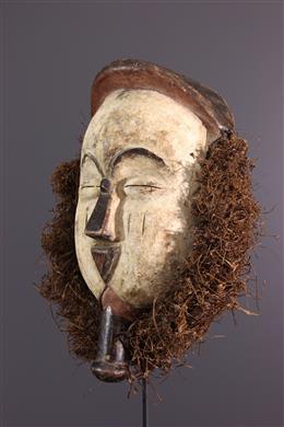 Tsogho Vuvi ancestral mask