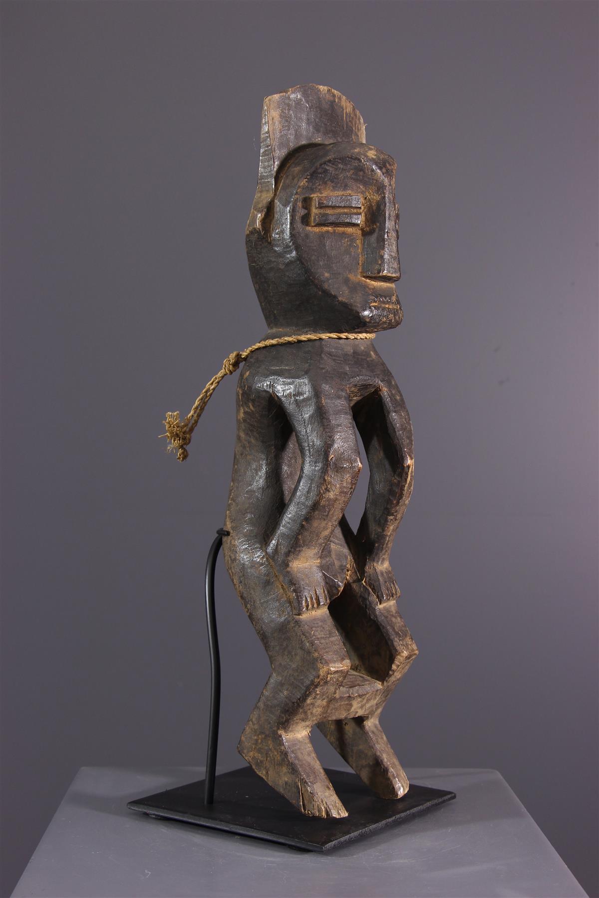 Statue Mbole - African art