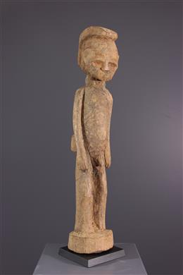 African art - Bateba Lobi Statues