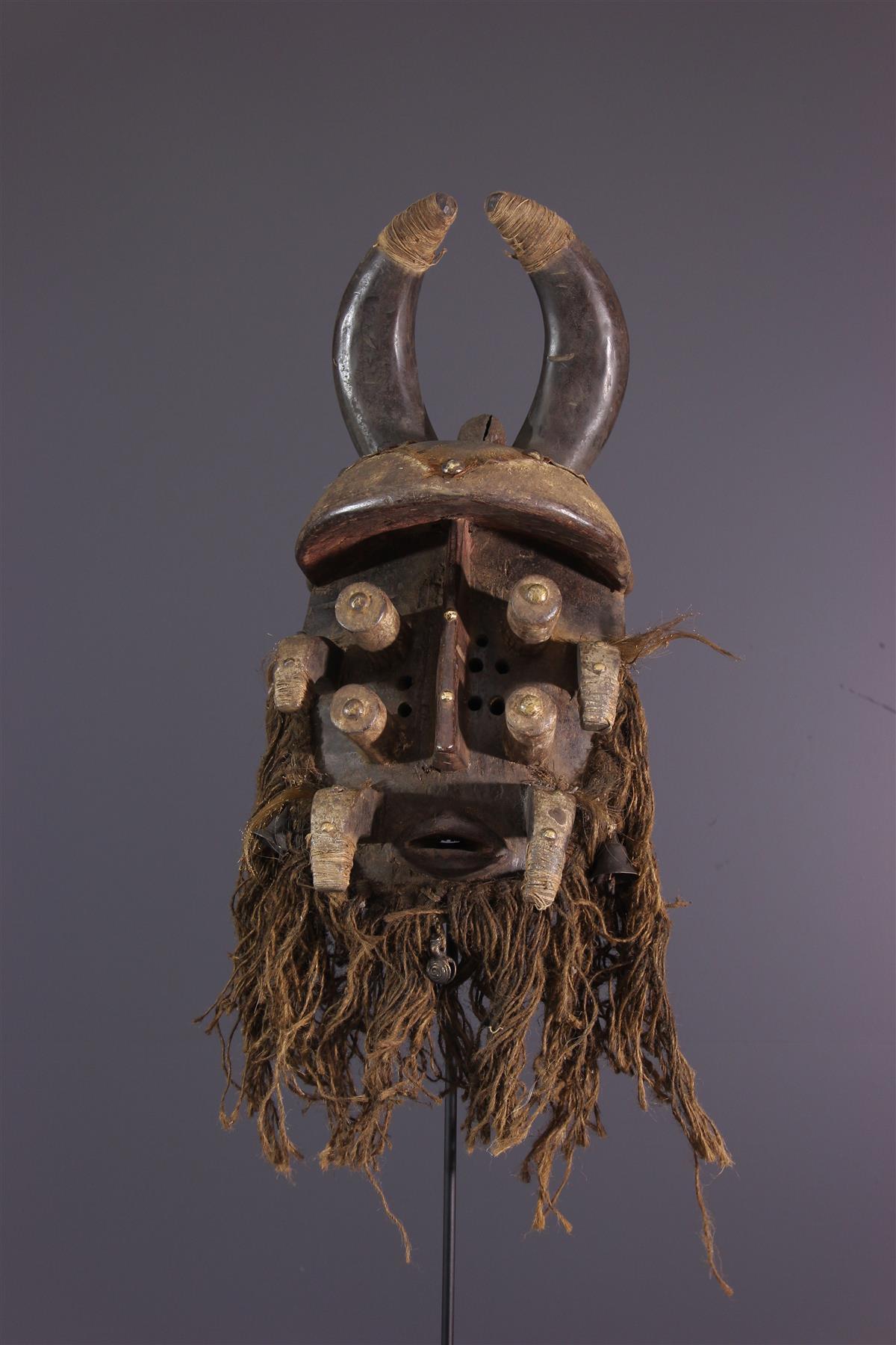 Beté Mask - African art