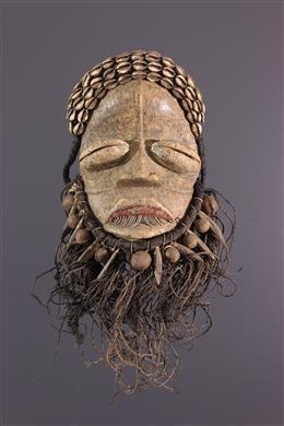 Guéré Wheat Gla Mask
