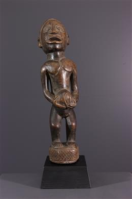 Kongo fetish statuette