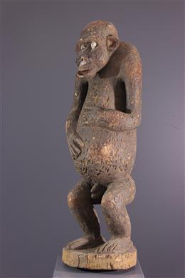 African art - Boulou Statue
