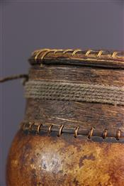 Pots, jarres, callebasses, urnesSenoufo Calabash