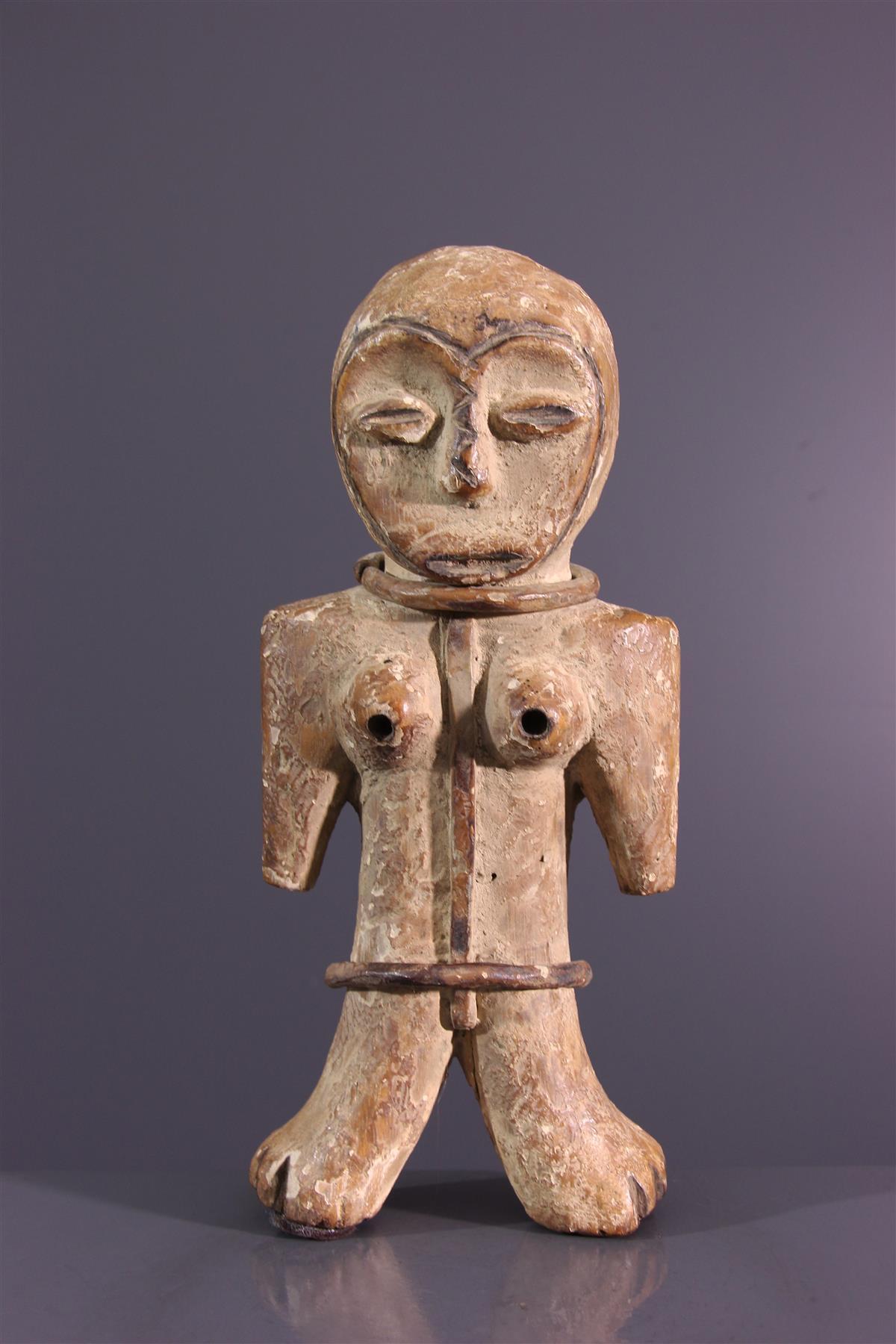 League Statues - African art