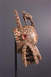 Masque africainSenoufo Mask-Heaume