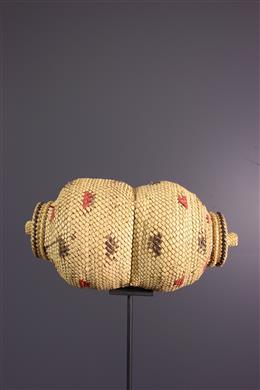 Eboer Diola braided basket