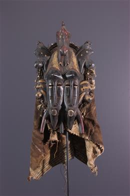 Senoufo Kpéliyée Mask