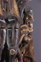 Masque africainSenoufo Mask