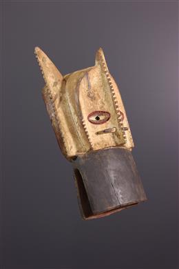 Mask Mumuye Va, Vabou