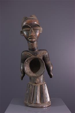 African art - Dan Lemei Liberia Statue