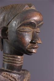 Statues africaines Dan, Lümè, Liberia
