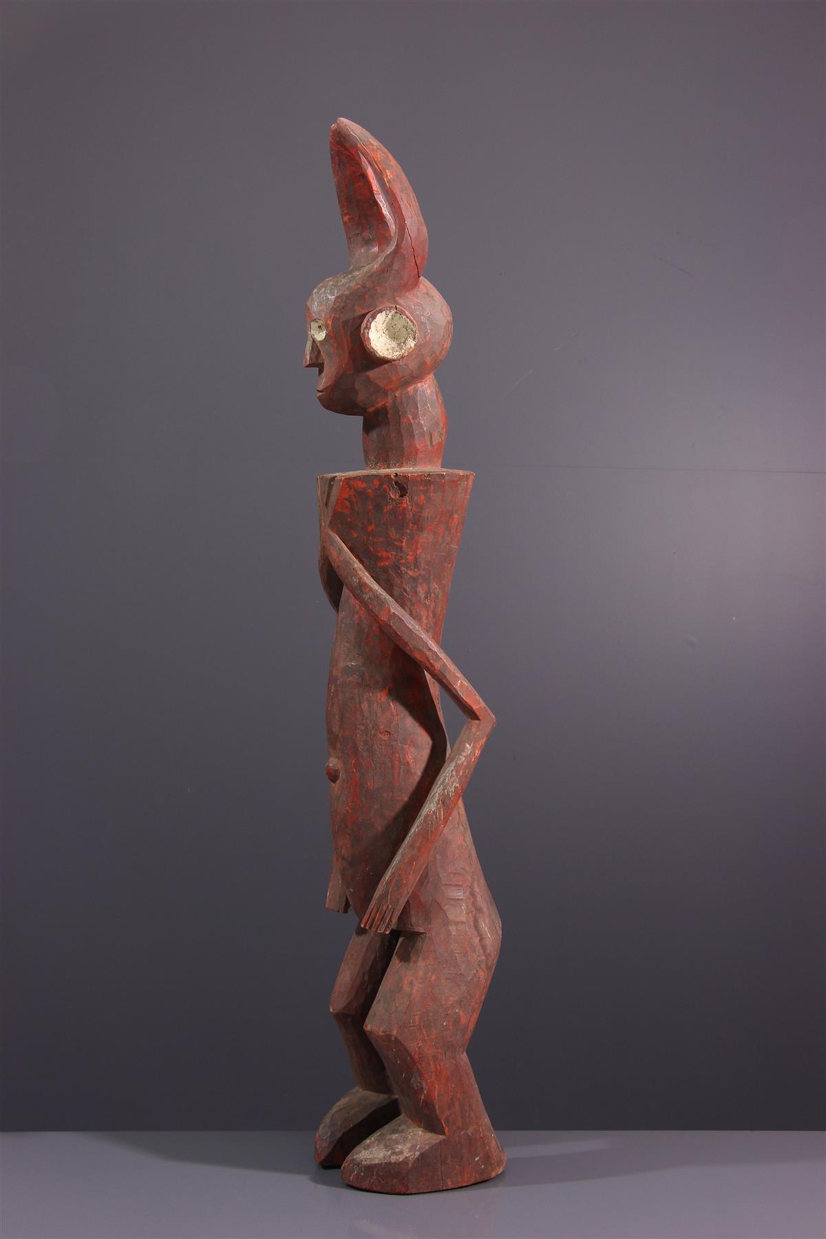 Mumuye figure - African art