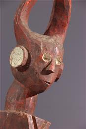 Statues africainesMumuye figure
