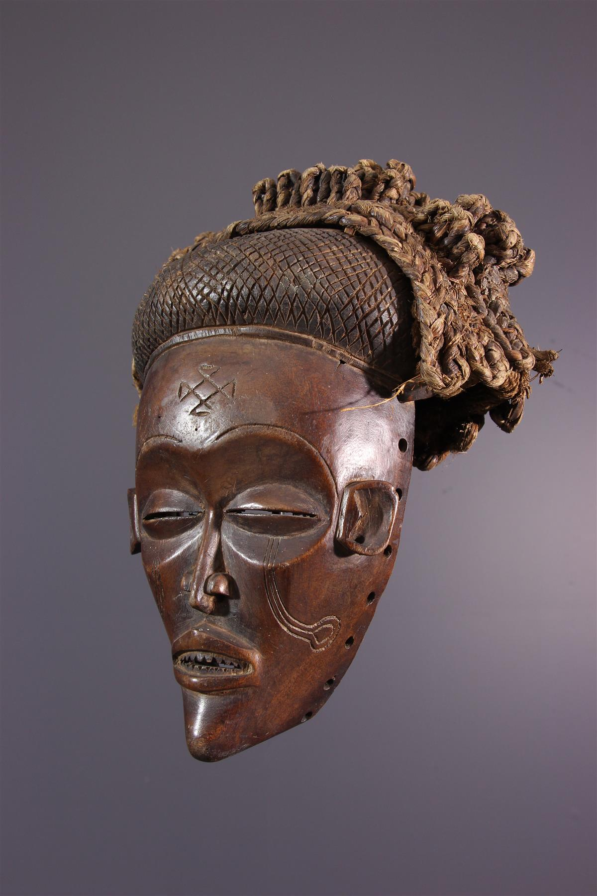Chockwe mask - African art