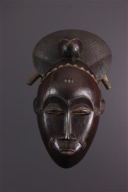 African art - Baoulé Ndoma Mask