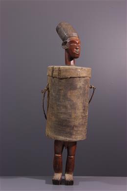 Mangbetu ointment box