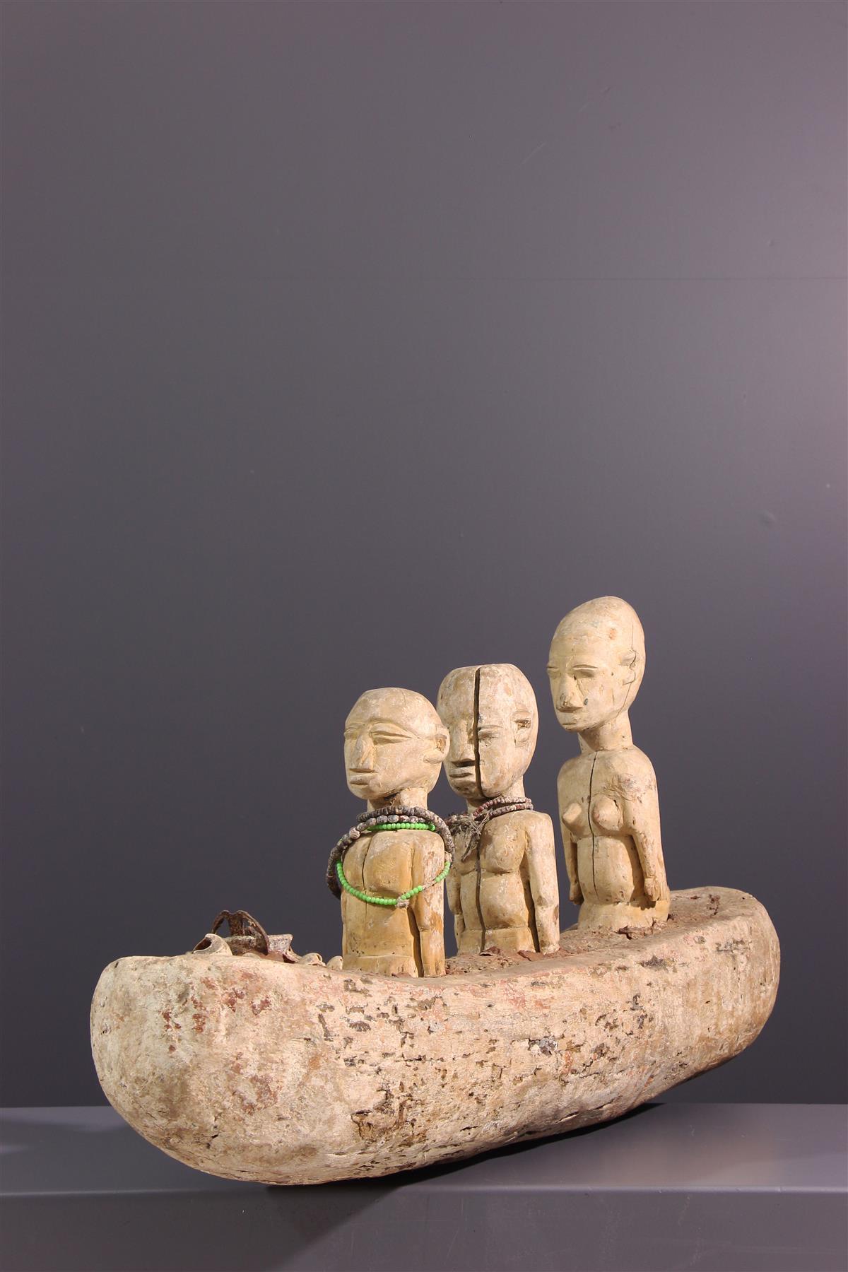 Ewe figure - African art