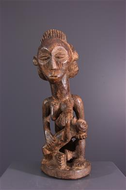 Maternity figure Hemba / Luba