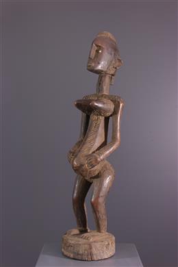 African art - Statue Dyonyeni Bambara, Bamana
