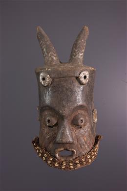 Kuba/ Kété heaume mask