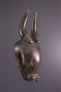 Holo Pakasa buffalo mask