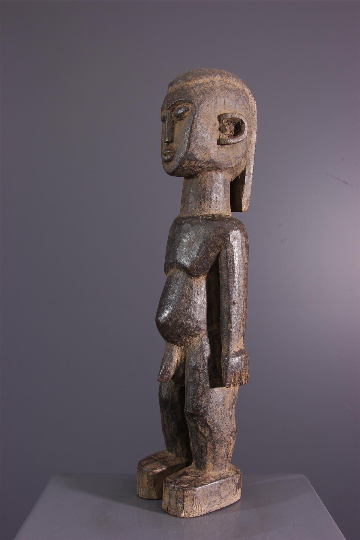 Lobi Statues - African art