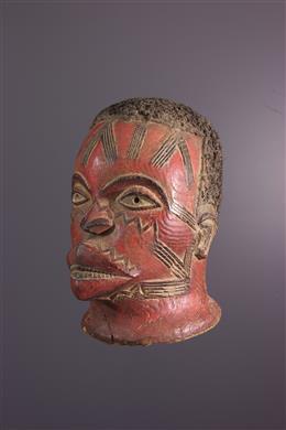 Lipiko African Mask - Makonde - Tanzania