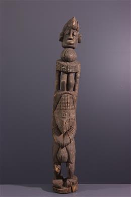 African art - Dogon Dege female figure