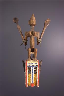 African art - Dogon Satimbé Mask