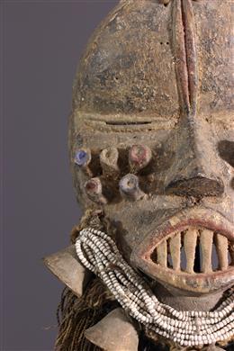 African art - Dan Mask /Guéré