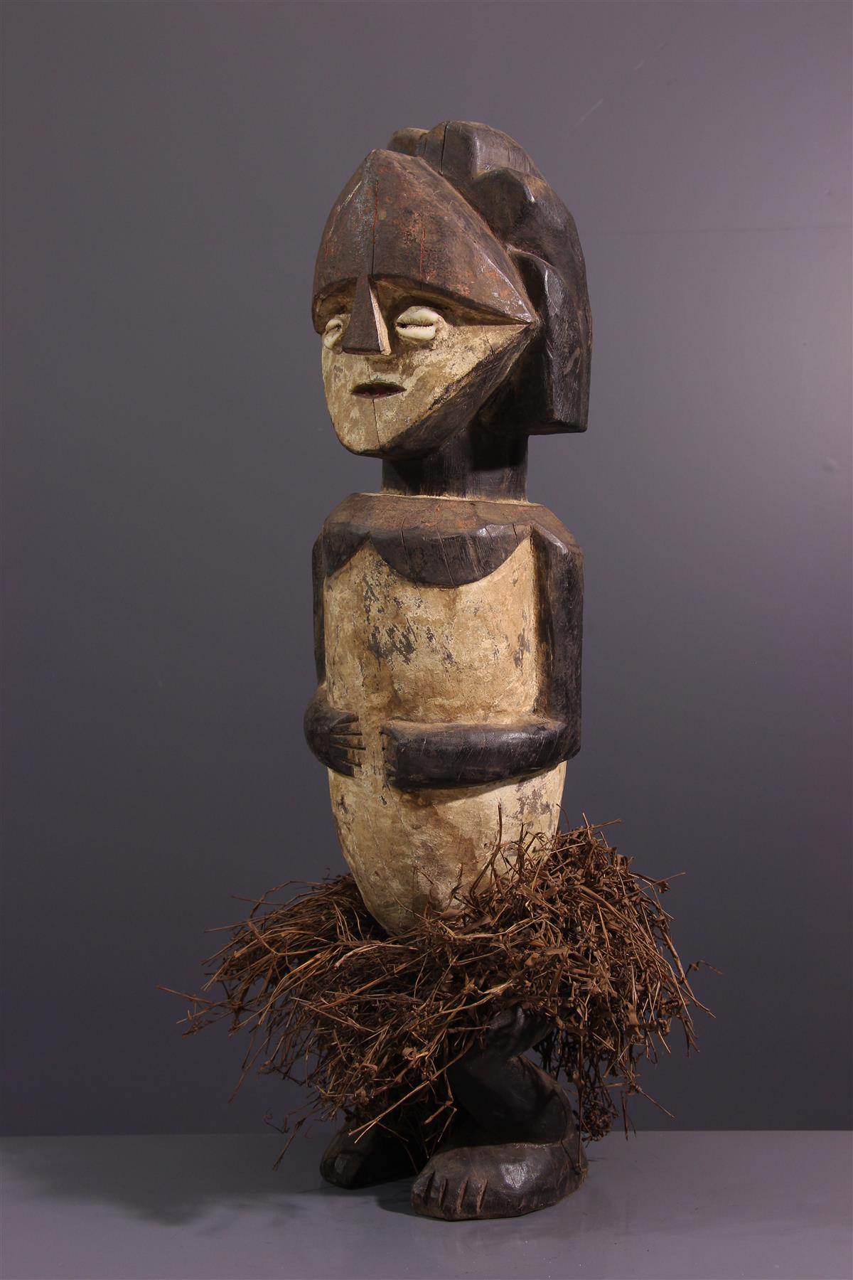 Statue Ambete - African art